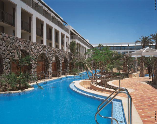 מלון ישרוטל אגמים באילת. כל מלון ידורג ב-270 קריטריונים. (צילום יחסי ציבור)