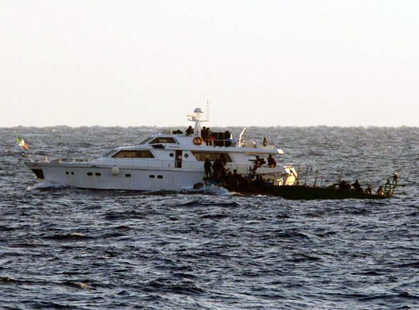 """הקומנדו הימי בפעוללה מול עזה (צילום: דובר צה""""ל)"""