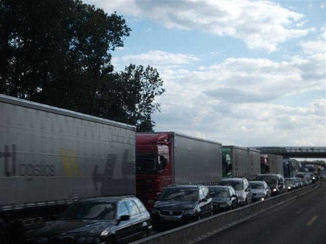 עלייה של כ-60% במספר תאונות קטלניות עם משאית בערים