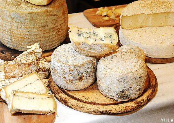 גבינות  (צילום: יולה זובריצקי)