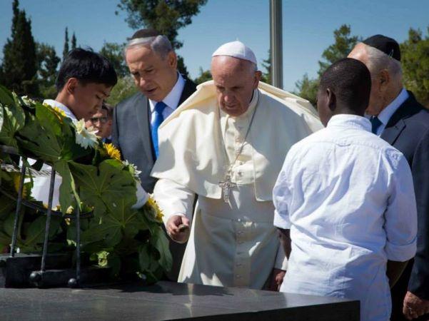 האפיפיור פרנציסקוס וחזון פטגוניה של הרצל