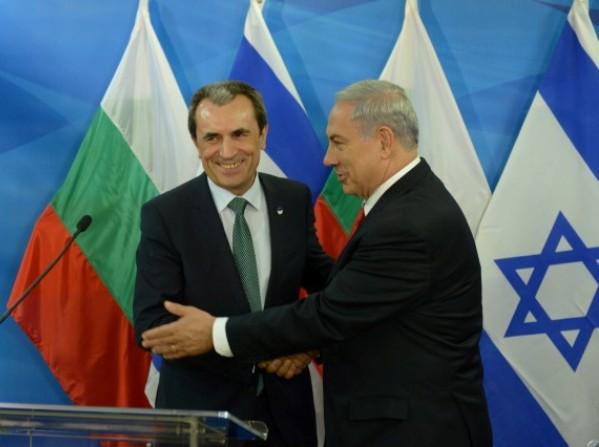 """ראש ממשלת בולגריה: """"אשמח לשיתוף פעולה בתחומי הביטחון"""""""