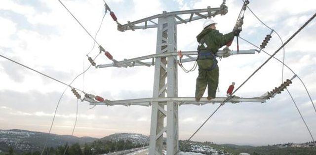 חברת חשמל - המפסידה הגדולה. צילום: יוסי וייס דוברות חברת חשמל