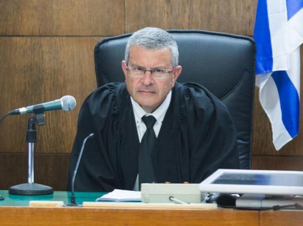 חקירה מעמיקה. השופט דוד רוזן (צילום: יותם רונן)