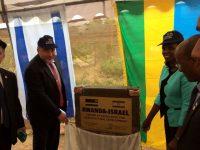 שר החוץ פתח ברואנדה את ביקורו באפריקה