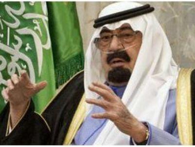 """מלך סעודיה התחייב לחסל """"טרוריסטים"""" שמאיימים על ארצו"""