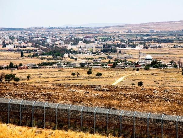 נער בן 15 נהרג ואביו בן ה-57  נפצע מפצצת מרגמה ברמת הגולן