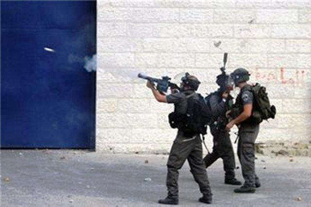 הרוגים ופצועים בעימותים עם הפלסטינים בגדה