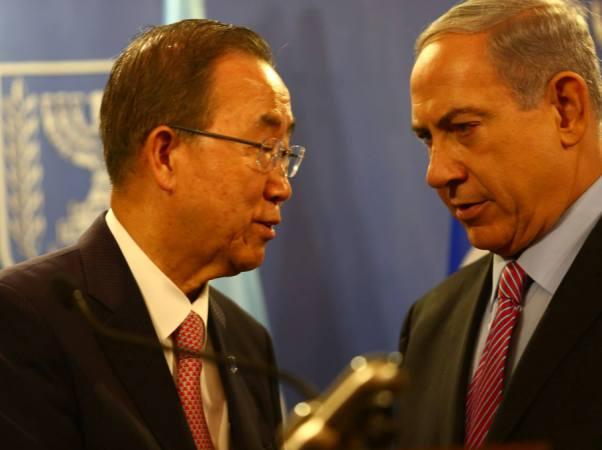 המערב מחפש שקט ופיתרון רגעי. באן קי מון בישראל (צילום: נירה ידין)