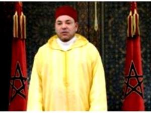 מוחמד השישי מלך מרוקו