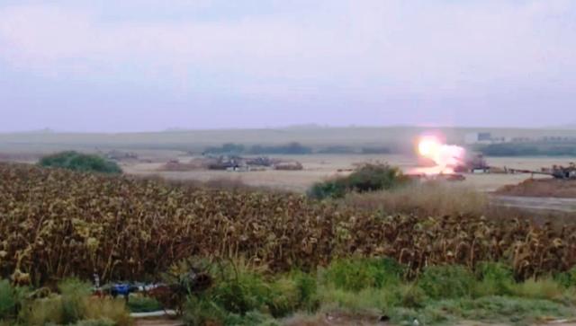 יותר מ-20 רקטות תוך שעה וחצי לעבר ישראל