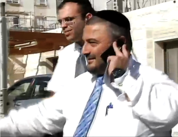 חצי מתושבי העיר מרוצים ממני - ראש עיריית בית שמש אבוטבול (צילום מסך ערוץ 2)