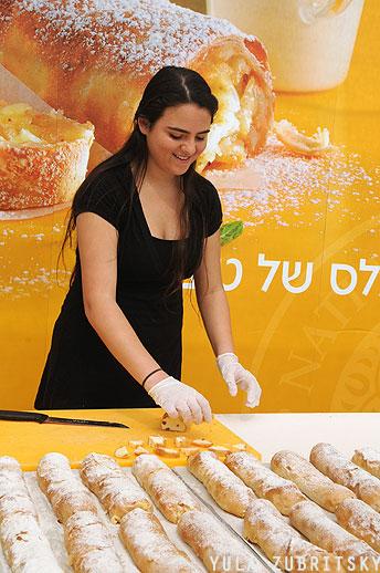 שטרודל גבינה, נתי שטרודל  , צילום: יולה זובריצקי