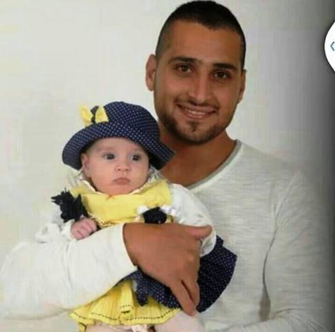 נהרג בקרב מול מחבלים. רס״מ זידאן סייף (צילום באדיבות המשפחה)