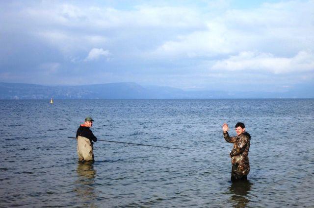 לדוג ולא כדי לאכול