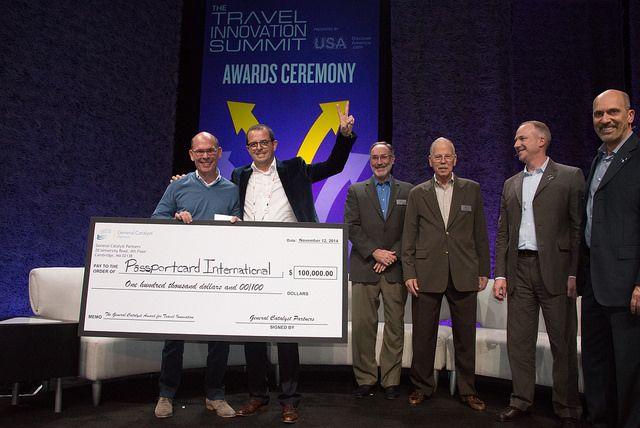 גם זכייה גם מענק: צמרת חברת פספורטקארד עם הצ'ק מקרן ההשקעות האמריקאית General Catalyst Partners