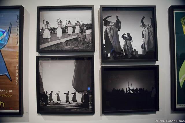 מחול ההבעה - אירועי חגים בהתיישבות העובדת, בצילומיו של מיכה ברעם. צילום: ענבל כהן-חמו
