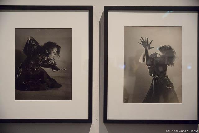 גרטרווד קראוס בצילומיו של אלפונס הימלרייך. צילום: ענבל כהן-חמו