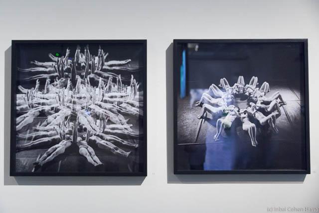צילום מחול מתוך התערוכה.