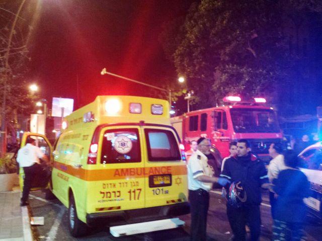"""הפיצוצייה בחיפה: החשוד שנעצר טוען """"יש לי אליבי ויש עדים, אולי תבדקו?"""""""