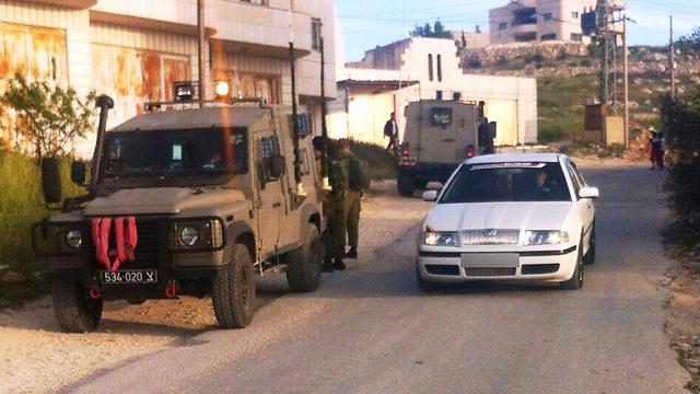 חשש לחטיפה: צעיר ישראלי נעדר באזור קריית ארבע מצפון לחברון