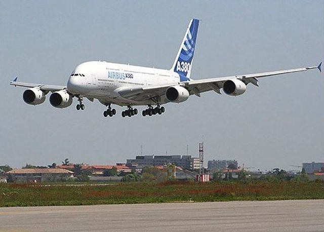 המרתו של מטוס איירבס A380 למיכלית תדלוק באוויר, תאפשר תדלוק של 6 - 7 מטוסי נוסעים במשימה אחת. צילום: איירבס
