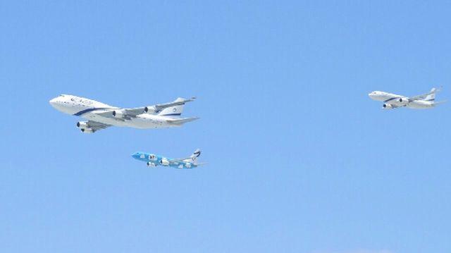 מבנה מטוסי אל על. צילום: קברניט דני אורן