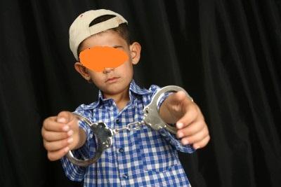 בן מצווה לעולם הפשע - תמונת אילוסטרציה (מגפון)