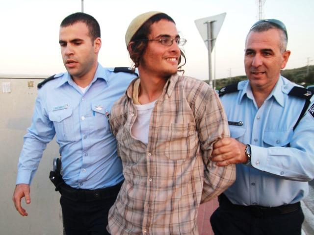 הוארך מעצרו - מאיר אטינגר (צילום: אהוד אמיתון תצפית)