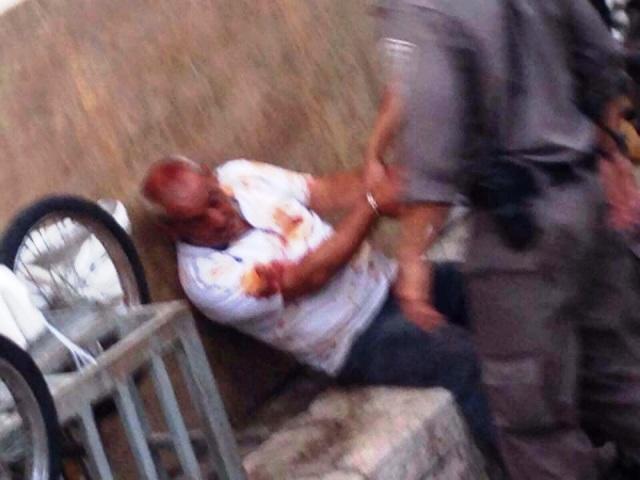 שוחרר מהכלא וחזר לטרור - מחמוד עטא מועמר (צילום qpress)