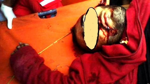 מחמד מסאלמה, המפגע שחוסל (צילום תקשורת פלסטינית)