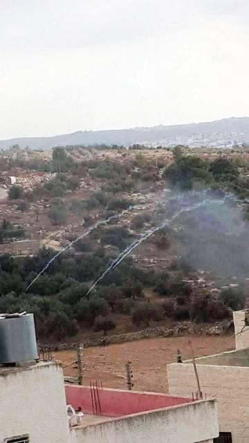 """צה""""ל משתמש בגז מדמיע בבית עווא (חדשות לפני כולם)"""