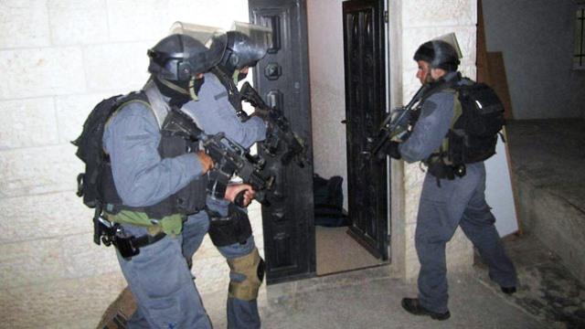 """השב""""כ והימ""""מ עצרו מחבל בבית חולים בחברון. בן דודו נורה ונהרג"""