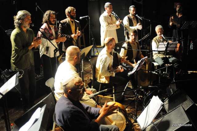 חשיפה בינלאומית למוזיקה ולאומנים ישראלים 2015