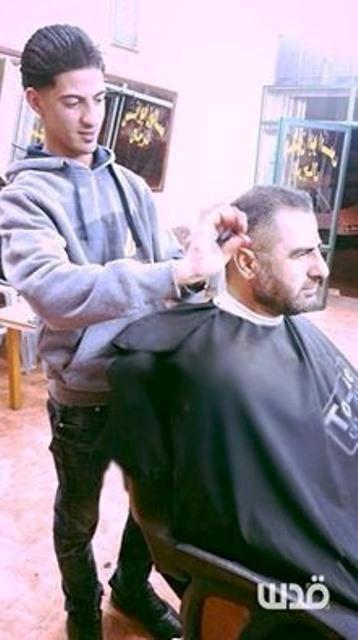 באסם חאמד  המחבל שנהג ברכב - עבד בכפר כספר  (תקשורת פלסטינית)