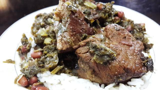 בשר עטוף בהמון ירק בטעם ייחודי ונפלא