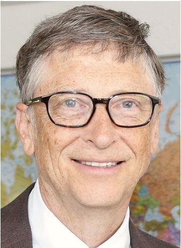 ביל גייטס דופק 50 אלף צלמים בעבור דמי כיס