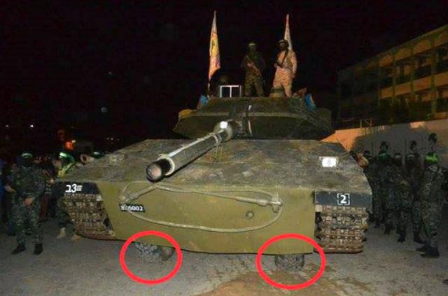 טנק, טנק - אבל על גלגלים