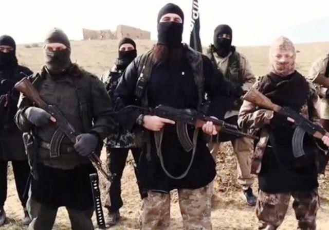 דאעש - צילום יוטיוב