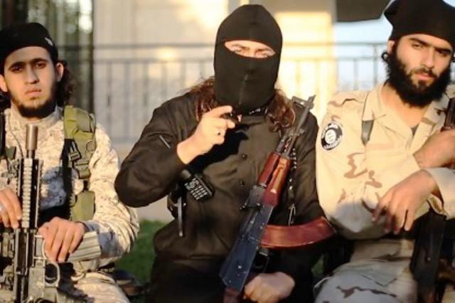 דאעש (תמונת מסך - ארכיון)
