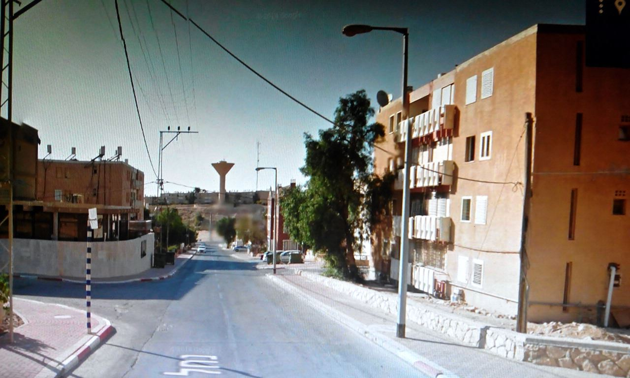 מצפה רימון (צילום: מפות גוגל)
