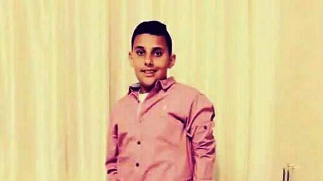 נהרג בטעות - מוחמד רפעת בדראן