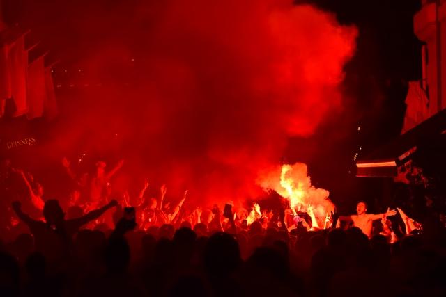 יורו 2016 – מהומות במארסיי