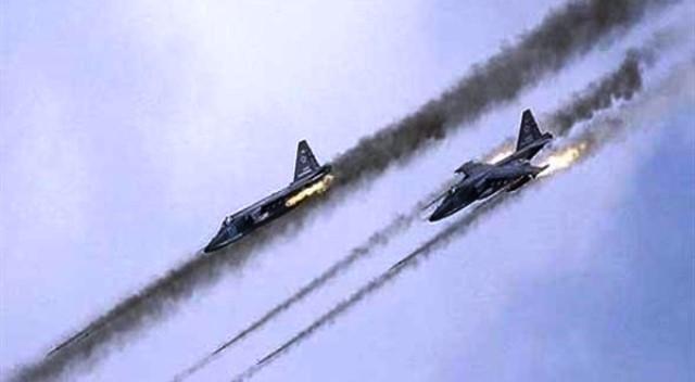תקיפת מטוסי קרב רוסיים