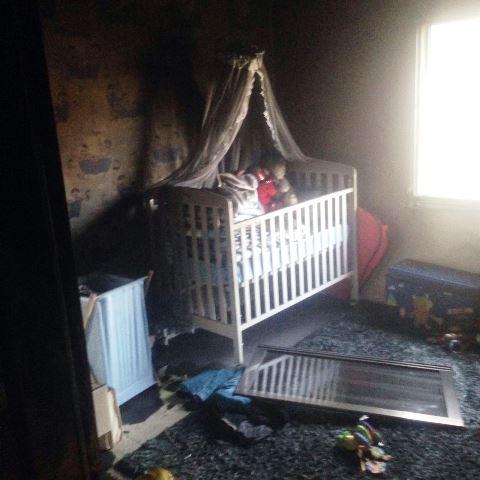 צילום: דוברות כבאות האש מרחב זבולון