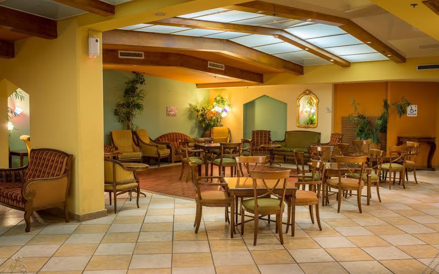 מלון רימונים המעיין נצרת. צילום: שרון בראון