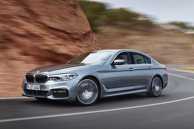 דלק מוטורס מתחילה לשווק  BMW סידרה 5 החדשה בישראל