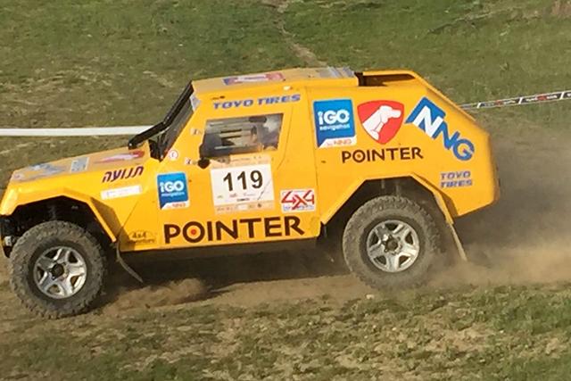 נבחרת פוינטר-IGO זכתה במקום הראשון בבאחה 500 ברומניה