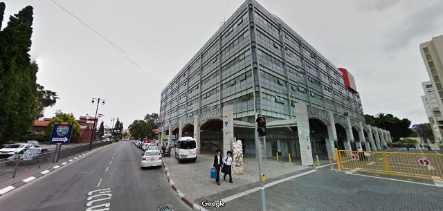 עיריית ראשון לציון (צילום: google-maps)