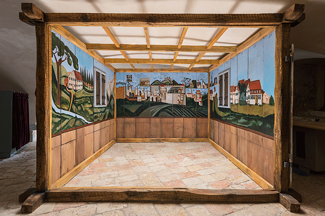 """""""נופים נפקדים"""" Absentee Landscapes תערוכה חדשה בבית הנסן בירושלים"""